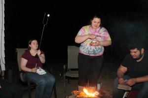 Campfire Jojo Jose